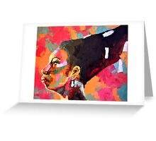 Keeper of The Flame - Nina Simone Greeting Card