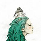 Head box by elia, illustration