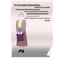 Miss Marple... Poster