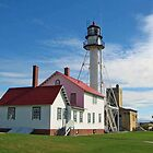 Whitefish Point Light Station by Jack Ryan