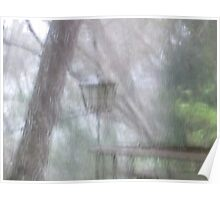 Rain in Narnia Poster