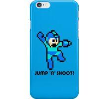 Megaman full cover iPhone Case/Skin