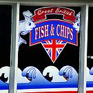 Great British Fish & Chips by Susie Peek