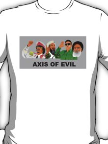 Axis Of Evil Colour T-Shirt