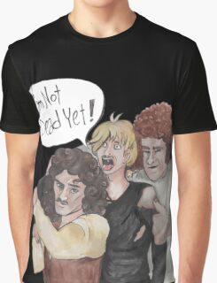 I'm Not Dead Yet Graphic T-Shirt