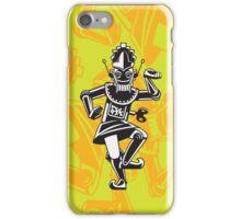 Wind Up Legong Dancer iPhone Case/Skin