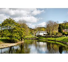 The River at Sawley Photographic Print