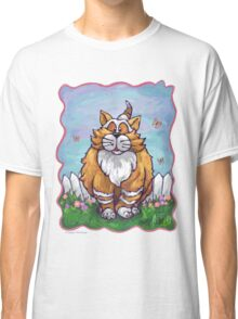 Animal Parade Ginger Cat Classic T-Shirt
