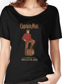 Smuggler Rum Women's Relaxed Fit T-Shirt