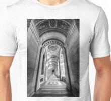 Musee du Louvre, Paris 6 Unisex T-Shirt