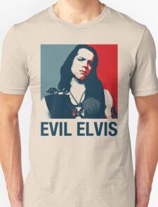 Evil Elvis 2 Unisex T-Shirt