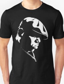 Biggie Smalls Stencil T-Shirt