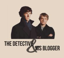 The Detective and his Blogger by thefinalproblem