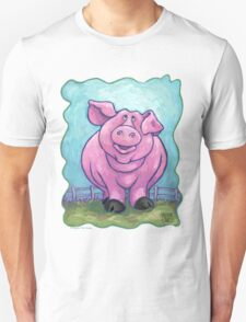 Animal Parade Pig T-Shirt