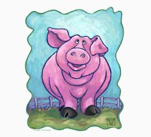 Animal Parade Pig Unisex T-Shirt