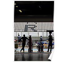 Pit Crew Poster