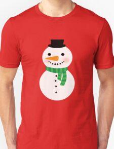 Snowman Shirt, Christmas Snowman, Cute Snowman T-Shirt