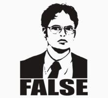 False by MissSteiner