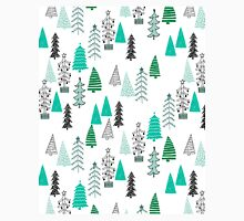 Christmas Forest - Light by Andrea Lauren  Classic T-Shirt