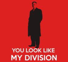 Lestrade - You Are My Division by Steelbound