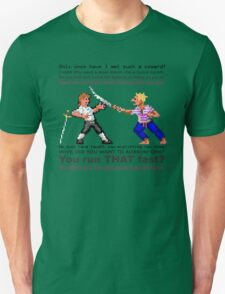Sword Fight! Unisex T-Shirt
