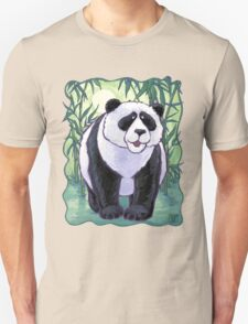 Animal Parade Panda Bear Unisex T-Shirt