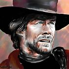 Clint Eastwood, featured in Group-Gallery of Art and Photography by FDugourdCaput