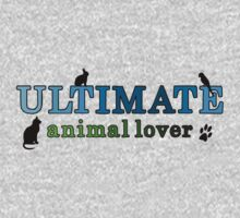 Ultimate Animal Lover One Piece - Long Sleeve