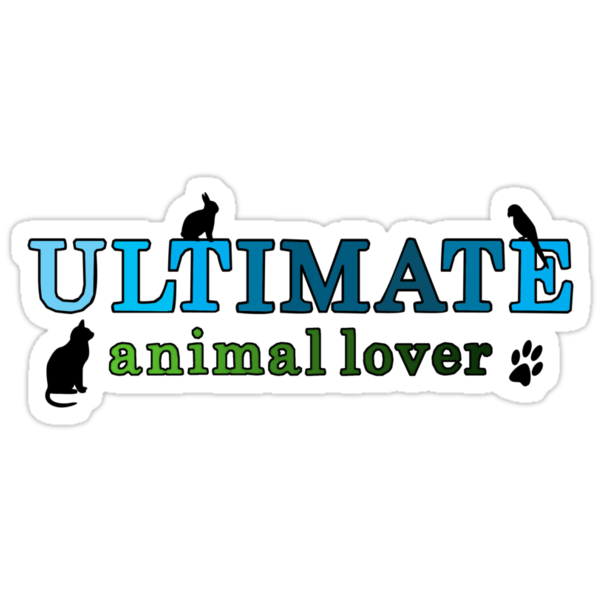 Ultimate Animal Lover by Tangerine-Tane