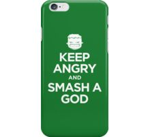 Puny God! iPhone Case/Skin
