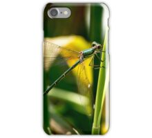 Willow Emerald. iPhone Case/Skin