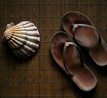 Sandals by Kelly Rockett-Safford