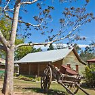 Workers Cottage Old Petrie Town by PhotoJoJo