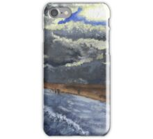 Misquamicut Beach, Rhode Island iPhone Case/Skin