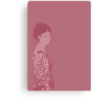 inara, firefly Canvas Print