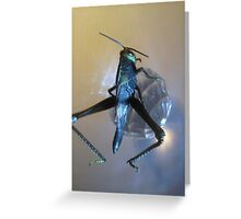 Original World Insect Greeting Card