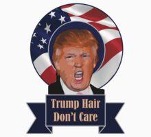 2016 election trump hair funny donald trump Kids Clothes