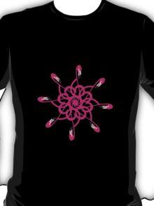 Flamingo Psychedelic T-Shirt