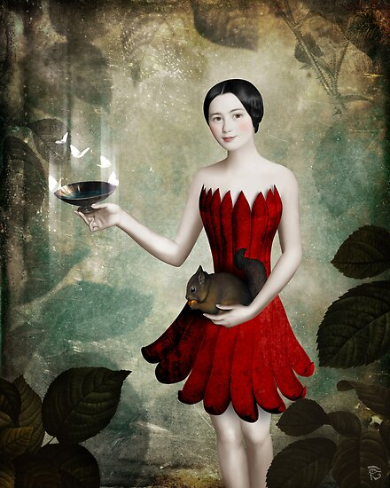 Rose Red  by ChristianSchloe