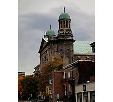 Bell Towers Photographic Print