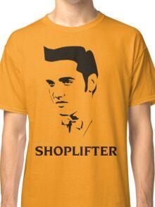 The Smiths Shoplifter Elvis Morrissey Cartoon Classic T-Shirt