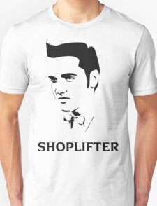 The Smiths Shoplifter Elvis Morrissey Cartoon Unisex T-Shirt