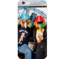 Goofballs at the Alligator Farm iPhone Case/Skin