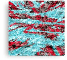 abstract abnormality rb Canvas Print
