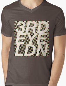 3 r d e y e l d n Mens V-Neck T-Shirt