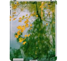 Nature Abstract In Autumn - Natchez Trace iPad Case/Skin