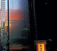 Down town Tokyo by JudsonLake