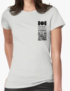 IOI Indent Uniform Womens Fitted T-Shirt