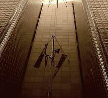 Sputnik scape by JudsonLake