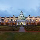 Dunedin Railway Station by Andi Surjanto